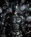 (BATMAN)THE DARK KNIGHT RISES