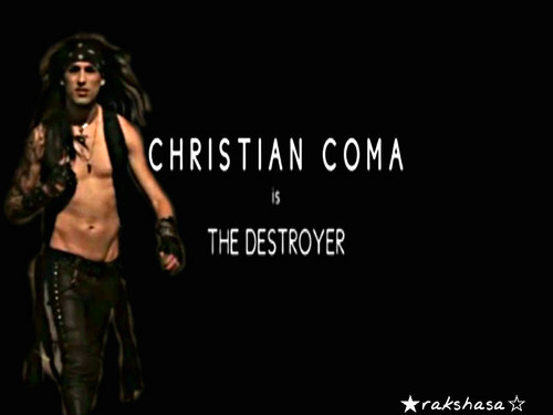 ★ Christian Coma ☆