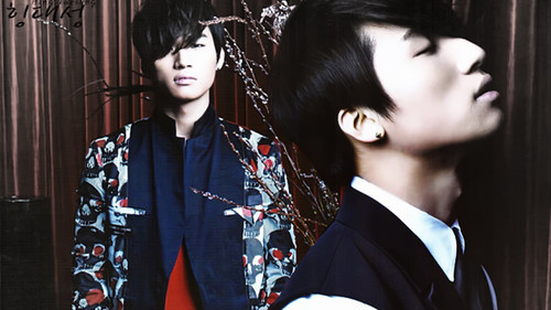 Daesung Hintergrund possibly with a kimono and a business suit entitled ★Daesung★