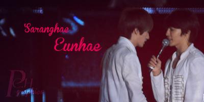 Lee Hyukjae / Lee Eunhyuk پیپر وال containing a کنسرٹ called Eunhae~♥