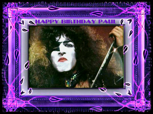 ★ Happy Birthday Paul ~ January 20, 1952 ☆