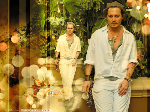 ♥JDepp Wallpaers♥