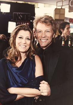 ★ Jon & Dorothea ~January 13, 2013 70th ann. Golden Globes ☆