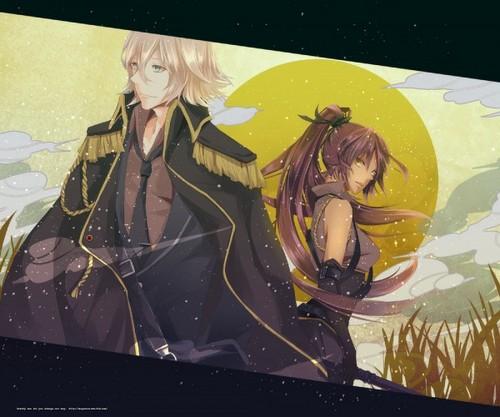 ~Kisuke and Yoruichi~