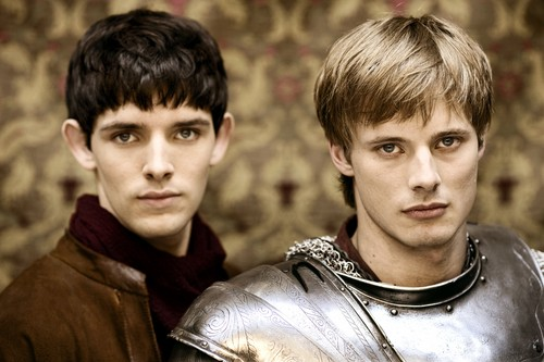 Bradley James images ''Merlin''_1 season HD wallpaper and ...