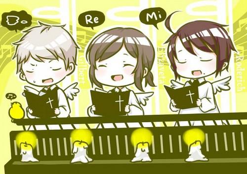 ~Singing Scales~