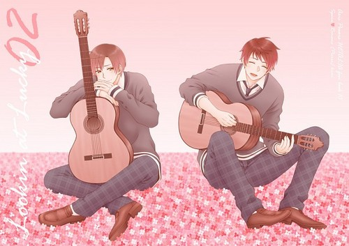 ~Spain and Romano~
