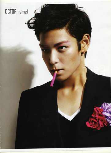 Choi Seung Hyun wallpaper possibly containing a business suit titled ★T.O.P★
