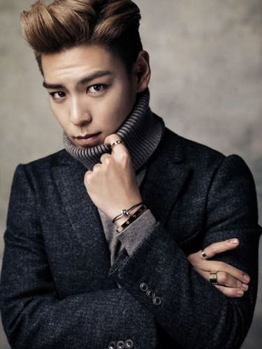 Choi Seung Hyun Hintergrund containing a well dressed person, a business suit, and a suit entitled ★T.O.P★