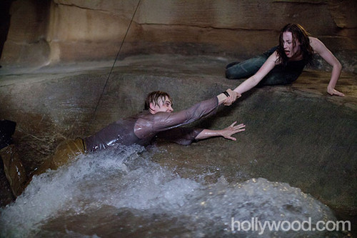 'The Host' behind the scenes