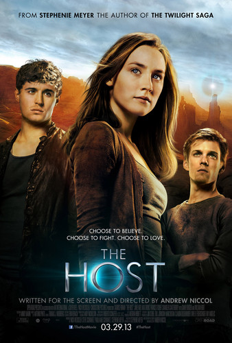 'The Host' posters