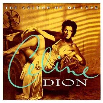 "1993 Release,""The Color Of My Love"""