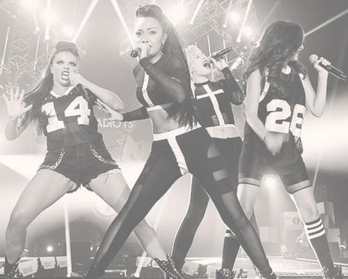 1D ♥ Danielle Peazer ♥ Little Mix