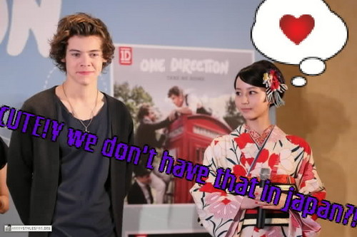 1d r breaking the japaneses hearts