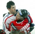 2004: Jagr at the World Championships in Prague struggled current captain of Dallas.