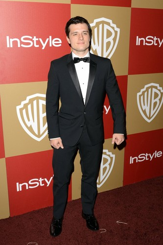 2013-01-13: Warner Bros./InStyle Golden Globes Party - Arrivals [HQ]