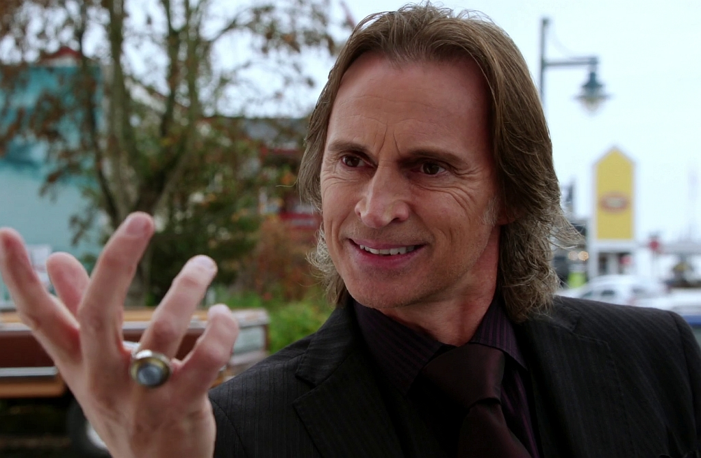Once Upon A Time Images 2x11 The Outsiderஐ Mr Gold Hd Wallpaper And Background Photos