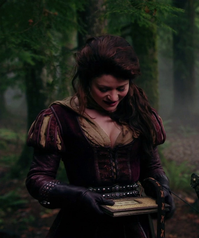 2x11 The Outsiderஐ..•.¸RumBelle