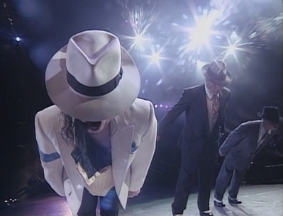 "A Live Performance Of ""Smooth Criminal"""