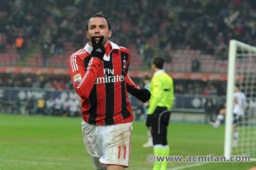 AC Milan VS Bologna FC 2-1, Serie A TIM, 2012/13