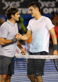 AO 2013 3rd Round  - roger-federer photo