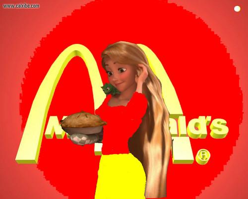 Advertising McDonalds