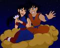 Aladdin Dragon ball