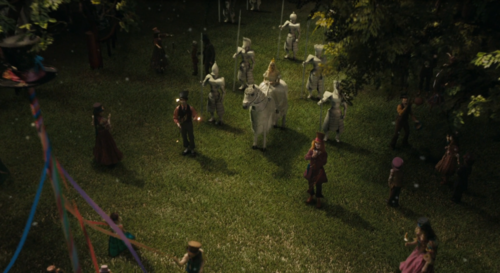 Alice in Wonderland (2010) achtergrond called Alice in Wonderland