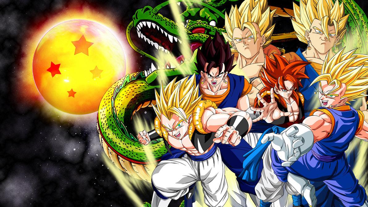 Fondos de pantalla HD - Dragon Ball Z, para tu PC - Taringa!