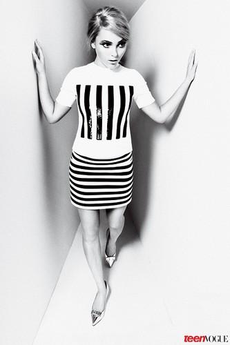 AnnaSophia - Photoshoot 2013 - Teen Vogue