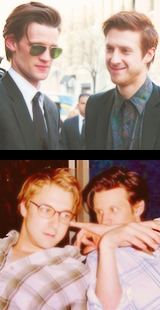 Arthur and Matt