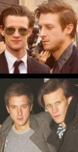 Arthur and Matt