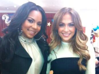 Ashanti & Jennifer Lopez [2011]