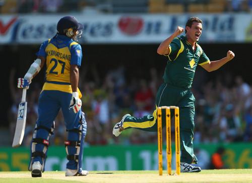 Australia v Sri Lanka - ODI Game 3