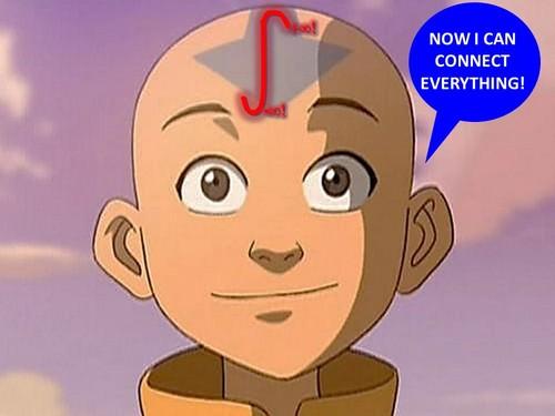 Avatar Aang acquires Maximum Relational Capacity