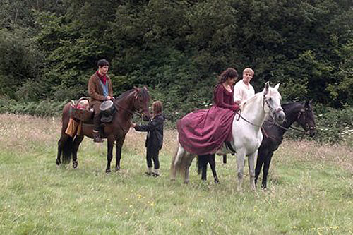 BTS - Bradley and Angel and Horsies (2)