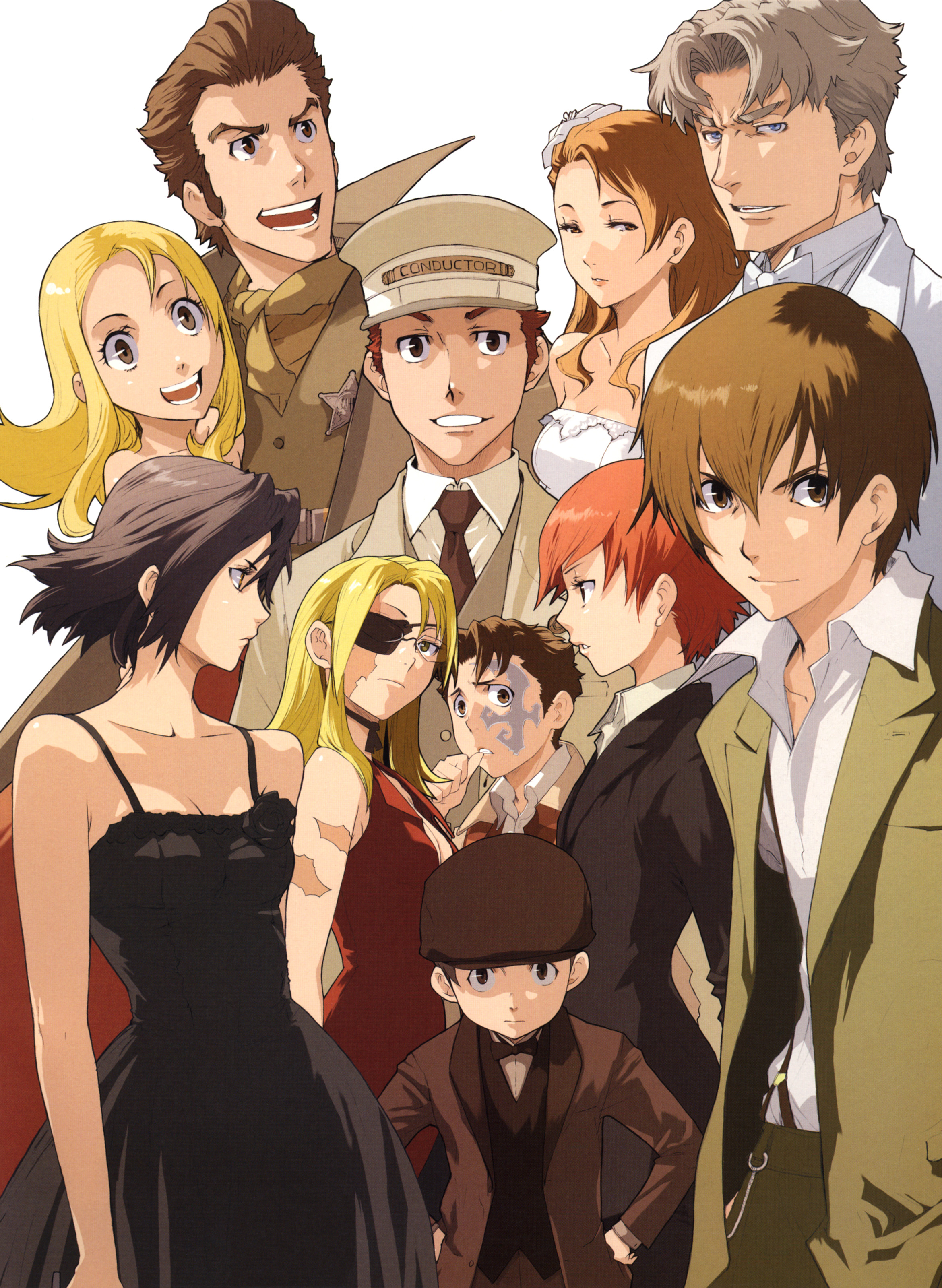 Baccano Official Pictures by Enami Katsumi - Baccano! Photo ...