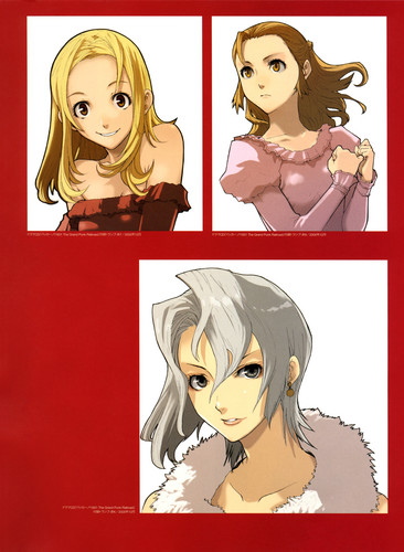 Baccano Official Pictures দ্বারা Enami Katsumi