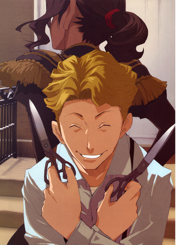 Baccano Official Pictures 의해 Enami Katsumi