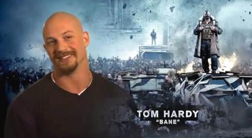 Bane Interview