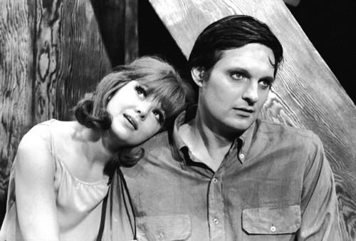 Barbara & Alan Alda
