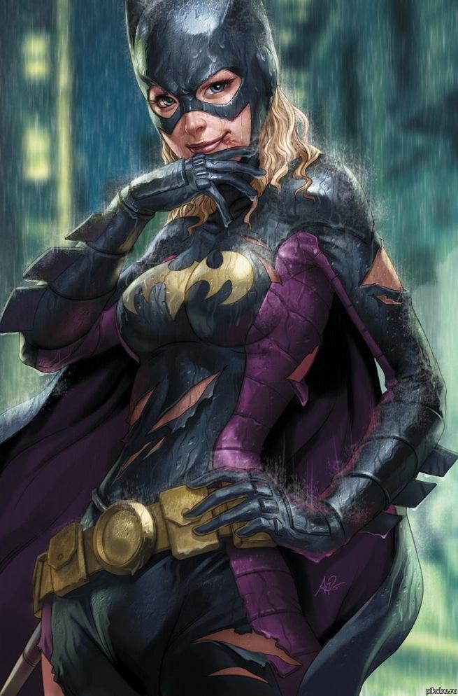 Batgirl, Anyone?