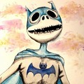 Batjack - tim-burton fan art