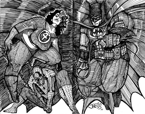 Batman team-up