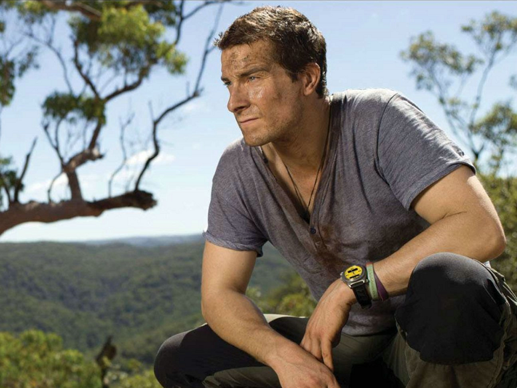 bear grylls Bear grylls drops people on desert islands in the pacific can they survive.
