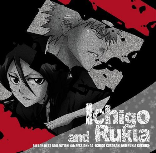 Beat Collection 4th Session Vol 04 -Ichigo & Rukia-