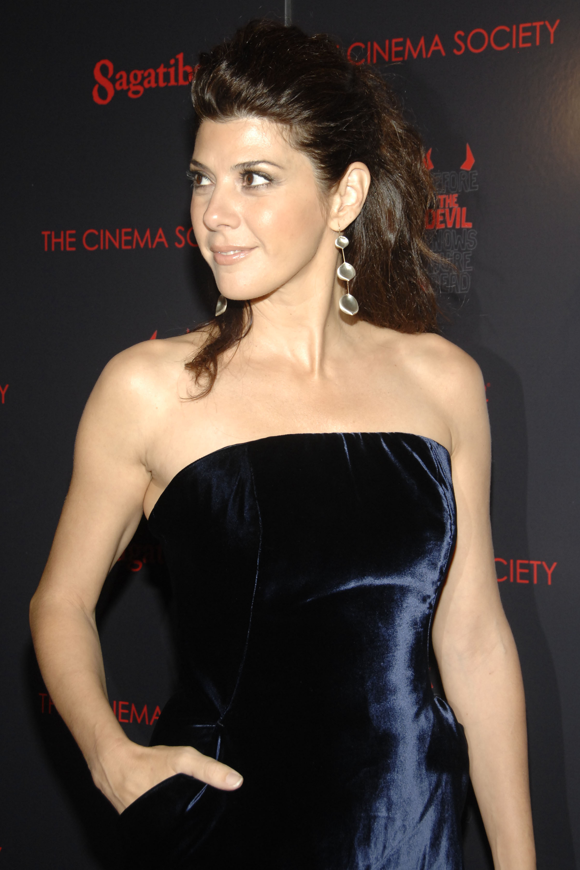 Happens. Let's Marisa tomei devil