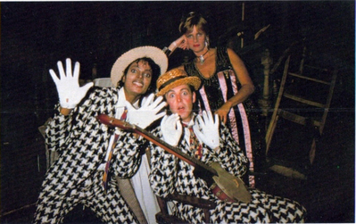 "Behind The Scenes In Making Of ""Say, Say, Say"""