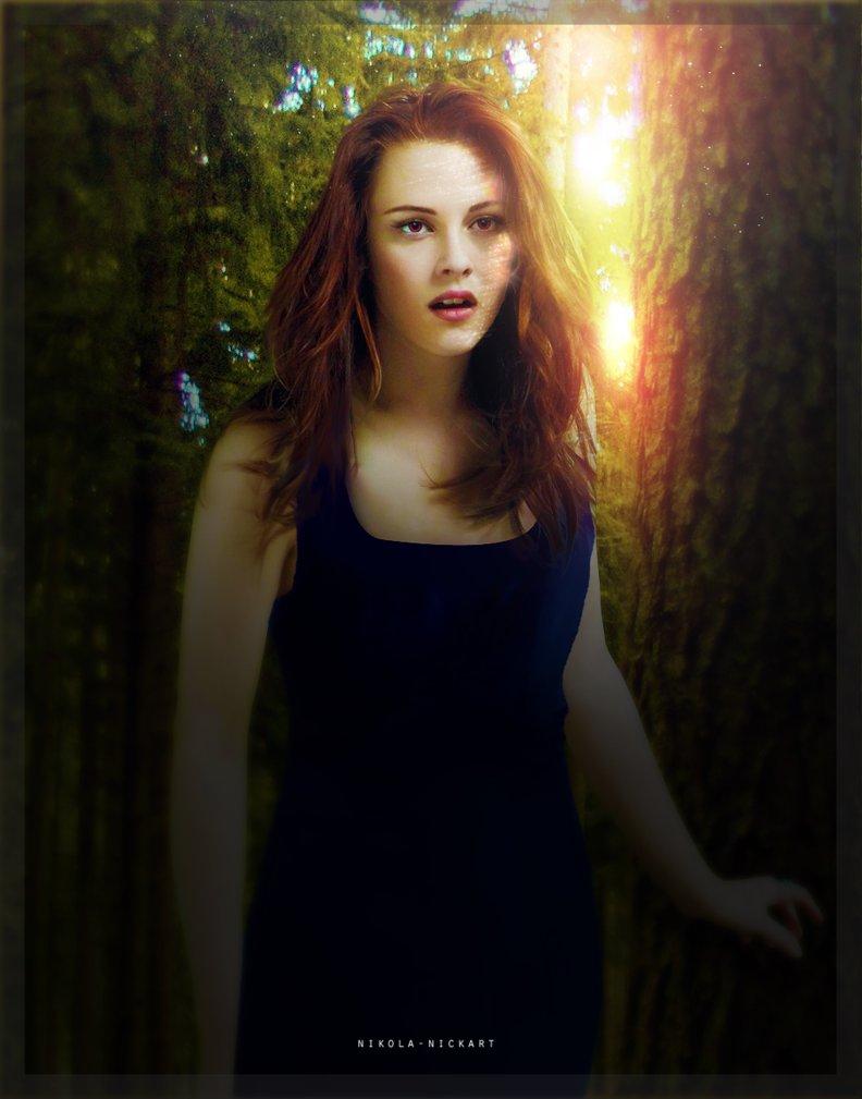 Bella - Vamp - Bella Cullen (Vampire) Fan Art (33391601 ...