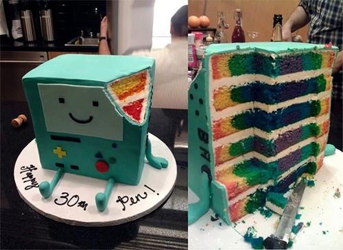 Bmo Cake!